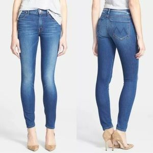 Mother Jeans Charmer Style Skinny Jeans